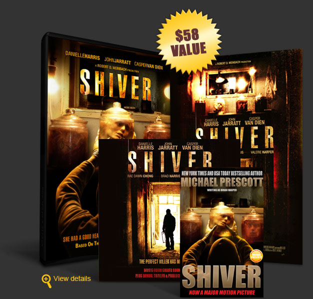 Shiver Movie Collector's Edition Combo Pack